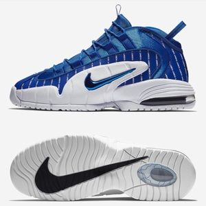 NEW Air Max Penny Hardaway Limited Release Shoes